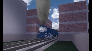 Roblox Ferrovie Illimitate Cometa Blu