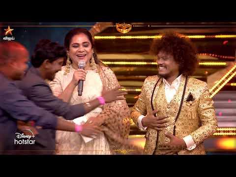 6th Annual Vijay Television Awards | 18th April 2021