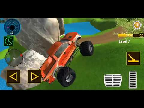 Off road Mountain Car Driving Truck Simulator - Apps on
