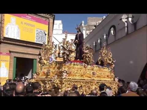 Santa Genoveva en el Postigo - Semana Santa de Sevilla 2015