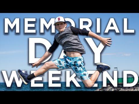 Memorial Day Weekend   2017