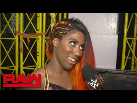 Ember Moon's dawn approaches at WWE Money in the Bank: Raw Exclusive, May 21, 2018