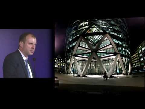 """CTBUH 2013 London Conference - Steve Watts, """"The Impact of Shape on Tower Economics"""""""