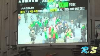 Как сняться в кино : ) Тянцзин. Китай