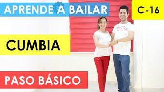COMO BAILAR CUMBIA - PASO BÁSICO