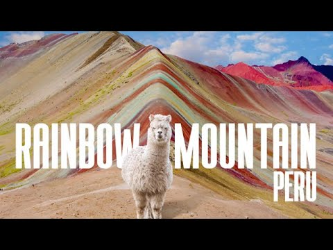 DAY TRIP TO THE RAINBOW MOUNTAIN, PERU by AB EXPEDITIONS