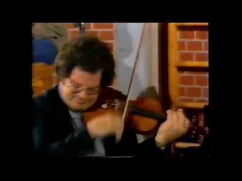Perlman and Canino (Germany, c.1984)-Praeludium und Allegro by Kreisler