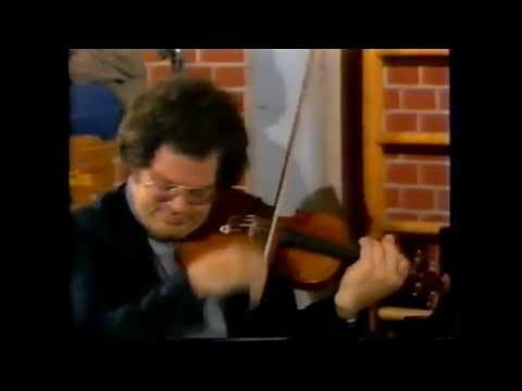 Perlman and Canino (Germany, c.1984)-Praeludium und Allegro by Kreisler