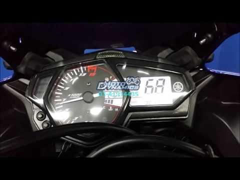 Yamaha R25 API TECH ECU & API TECH QS Topspeed 200-220km/h - Motodynamics Technology Malaysia