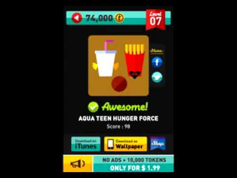 Icon Pop Quiz Tv And Film Game Answers Level 7