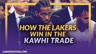 Lakers News Feed: Why L.A. Wins As Spurs Trade Kawhi Leonard To Raptors
