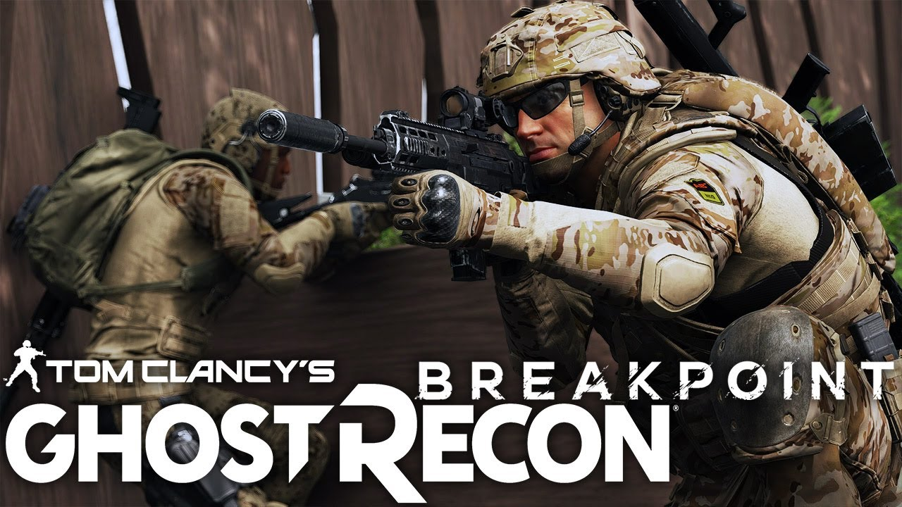 Rolling up With the Squad | Ghost Recon Breakpoint | Ep.23 thumbnail