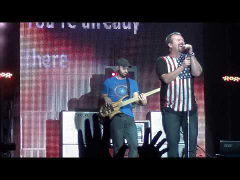 Casting Crowns LIVE - Already There (Rock The Flags Six Flags Great Adventure 2013)