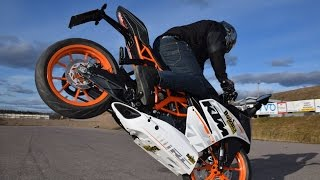 KTM RC 390 Challenge 180 Endos by Worldwide Bomber Magazine