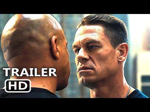 FAST 9 Trailer (2020) Fast And Furious 9, John Cena