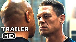 FAST 9 Trailer (2020) Fast And Furious 9, John Cena