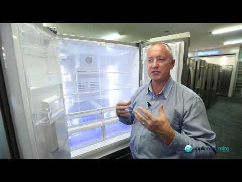 610L Beko 4 Door Fridge GNE60520DX reviewed by product expert - Appliances Online