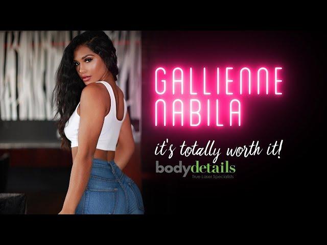 Loving My Laser Hair Removal | Gallienne Nabila | Body Details