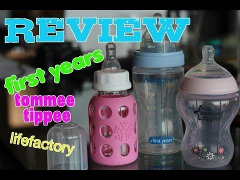 Favorite Bottles for Breastfed Babies | Review
