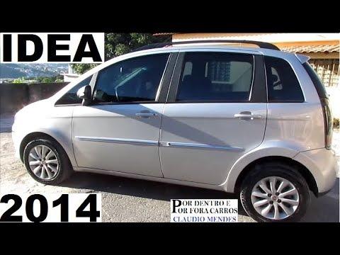FIAT IDEA 1.6 2014 ESSENCE COM 54 MIL KM MUITOS DETALHES VENDIDO