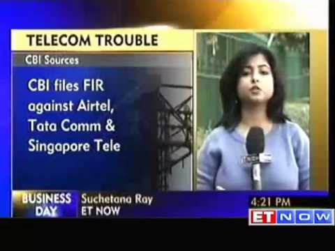 CBI charges three telecom majors over 'illegal' ILD services