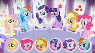 My Little Pony: Harmony Quest Magical Adventure - MLP Special Mission Break and Catapult  #20