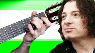 Агата Кристи на 2 струнах для Начинающих (Разбор на Гитаре)