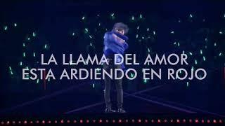 Gambar cover TAEMIN - FLAME OF LOVE (traducido al español )