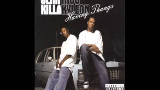 Slim Thug & Killa Kyleon - Ridin Spinners/Represent/I Really Mean It
