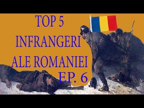 Cele mai mari pierderi militare ale Romaniei