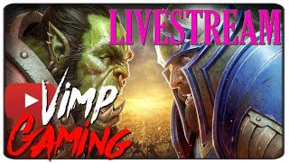 Warcraft 3 | Custom Map Madness | Vimp is back at it!