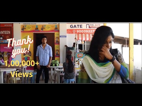Anjaamai Un Udaimai - Hindusthan college - Tamil short Film 2017