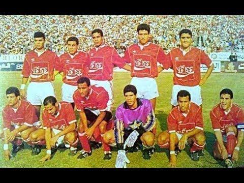 الزمالك 0 - 1 الأهلي - دوري 1991