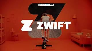 Get Training on Zwift