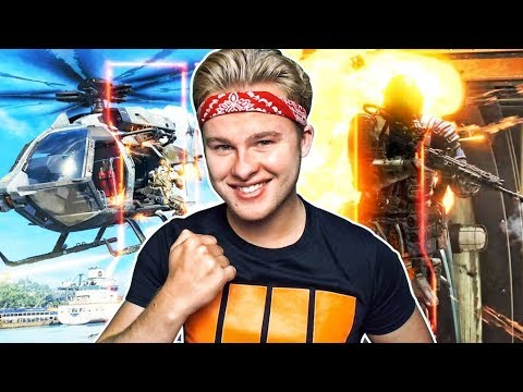 LIVE WINS HALEN OP CALL OF DUTY BLACKOUT!! - Royalistiq Blackout Livestream thumbnail