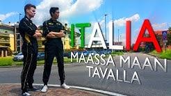 MAASSA MAAN TAVALLA - Italia