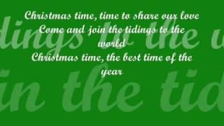 Christmas Time with Lyrics