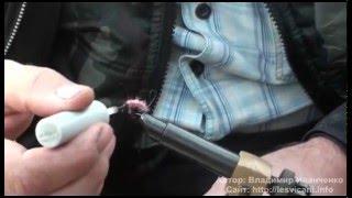 Вязание уловистой мушки в походных условиях