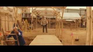 забавная сценка фильма «Семейка тененбаум» - funny scrap form «The Royal Tenenbaums»