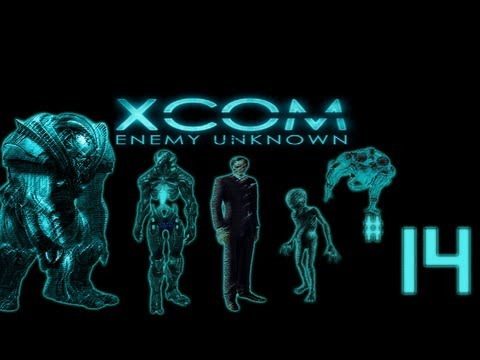 XCOM Enemy Unknown: Mother of Supply Ships - PART 14 -