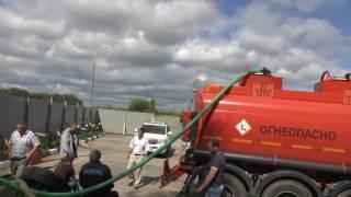 В Нижегородской области задержана преступная группа за хищения нефтепродуктов
