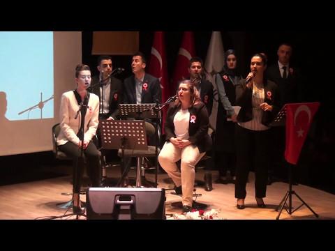 İrem Gökçe Nayır  - Yeni Cami Avlusunda Ezan Sesi Var - 15 Temmuz Demokrasi Zaferi Anma Programı