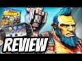 Borderlands 2 Playstation Vita REVIEW (PS VITA) HD GAMEPLAY