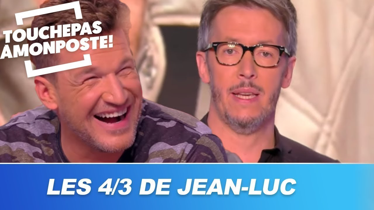 Les 4/3 de Jean-Luc Lemoine : le clash de Matthieu et Benjamin !