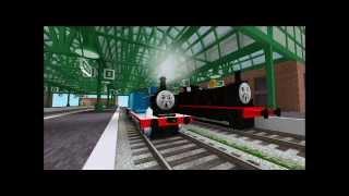Thomas et ses amis L'aventure commence Roblox Trailer 2
