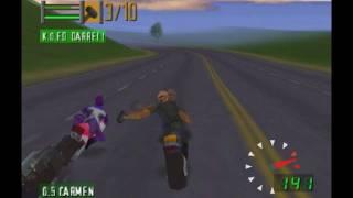 Road Rash 64 Fun Time