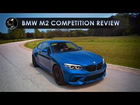 2019 BMW M2 Competition | The Throwback Machine