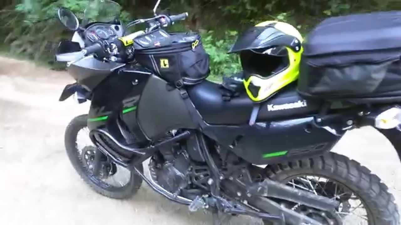 2015 Kawasaki Klr650 Brand New 1500km Update