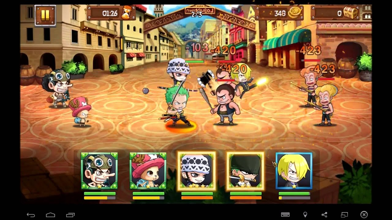One Piece Game Dawn Also Suggested