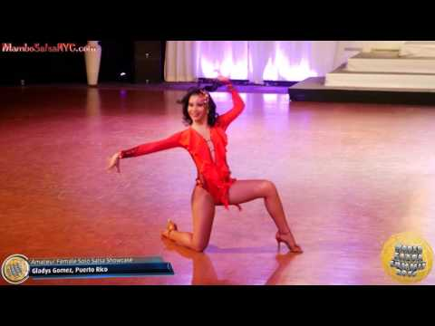 WSS16 Feb6. Amateur Female Solo Salsa Showcase